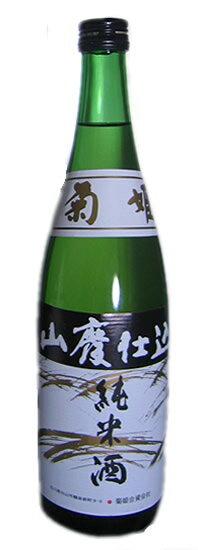 菊姫 山廃純米酒 720ml