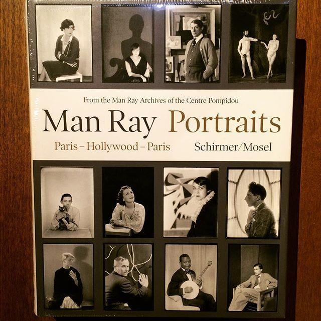 マン・レイ写真集「Portraits/Man Ray」 - 画像1