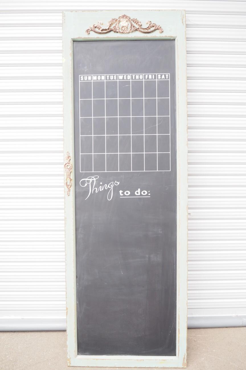 品番2776  創作 ドア黒板アート 011