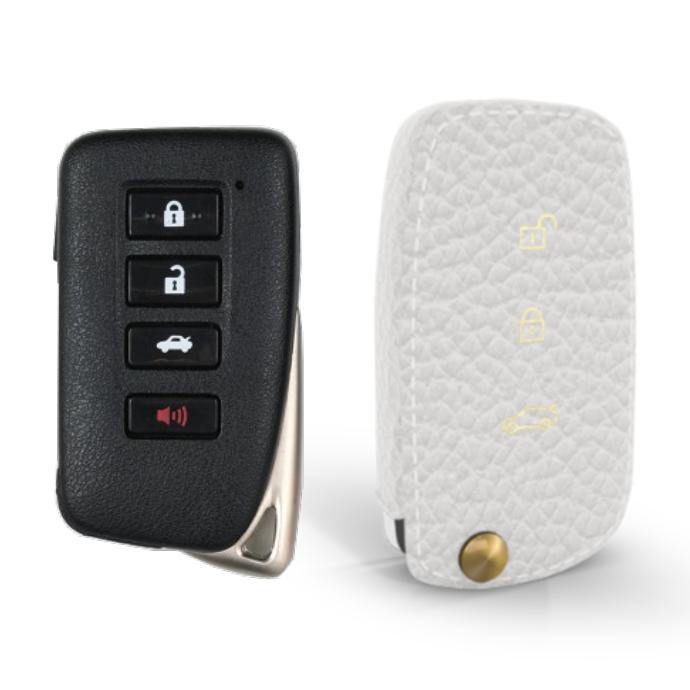 Lexus 専用 TypeA Car Key Case Shrink Leather Case
