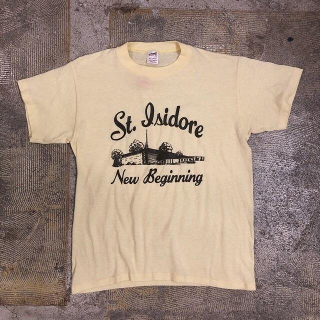 ST.Isidore 70's Tee