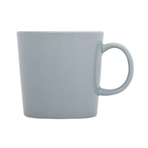 Teema マグカップ300ml パールグレー