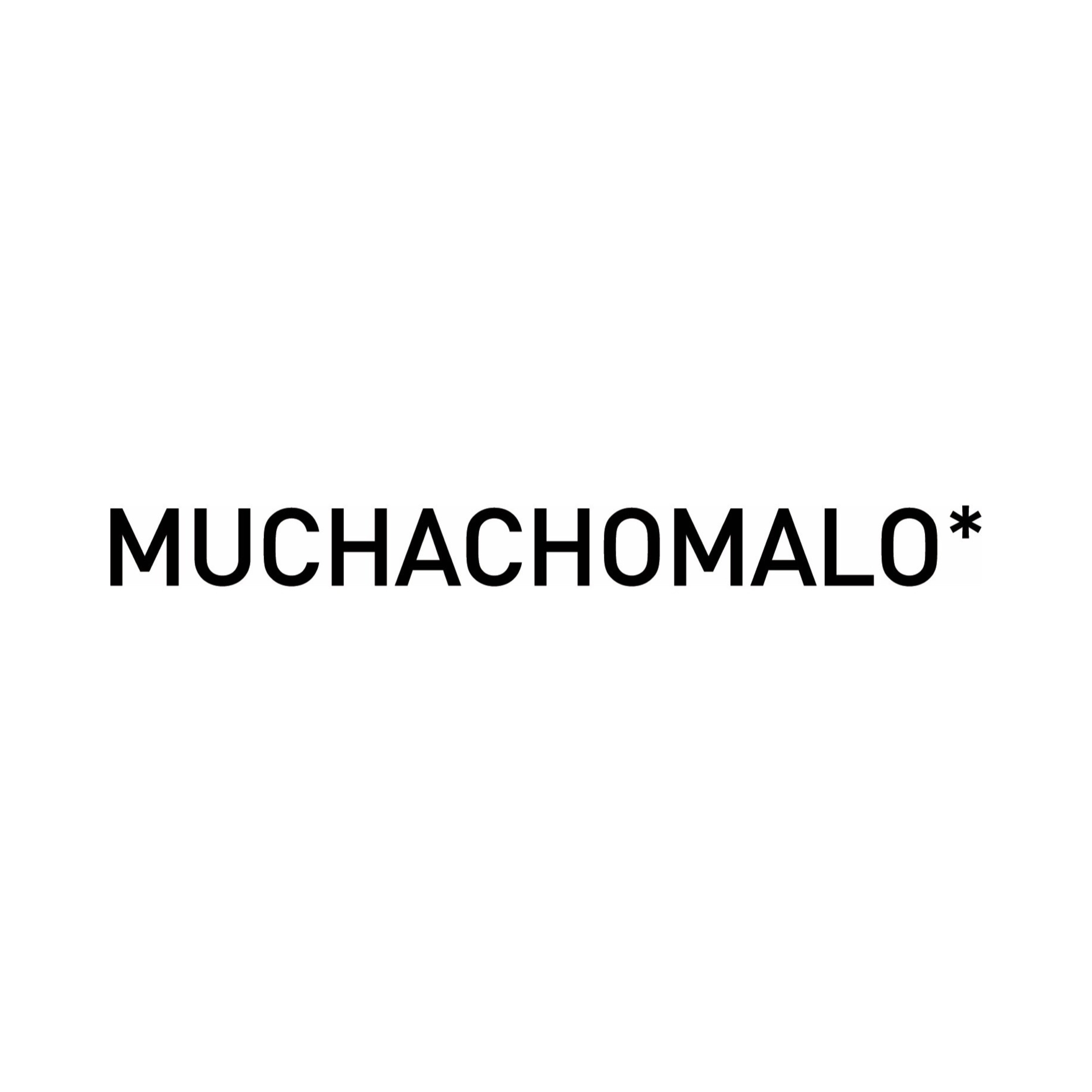 MUCHACHOMALO* Japan official online storeにつきまして