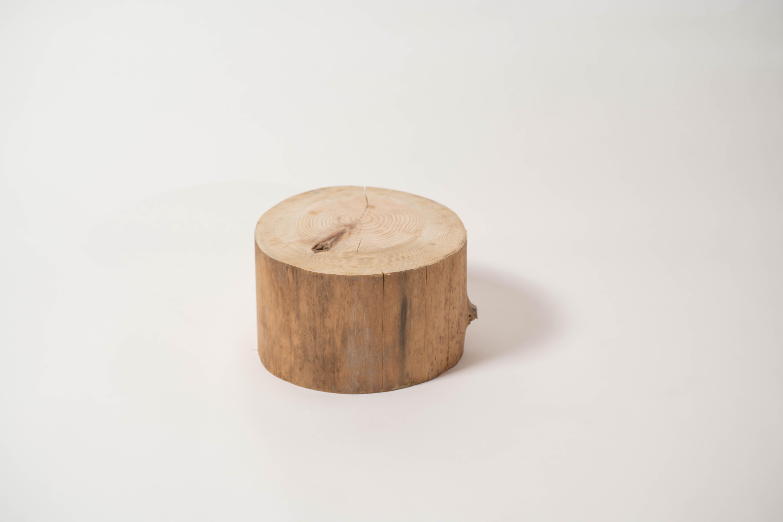 薪割り台 針葉樹15cm