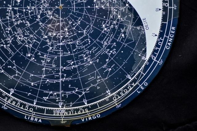 スペイン星座早見盤