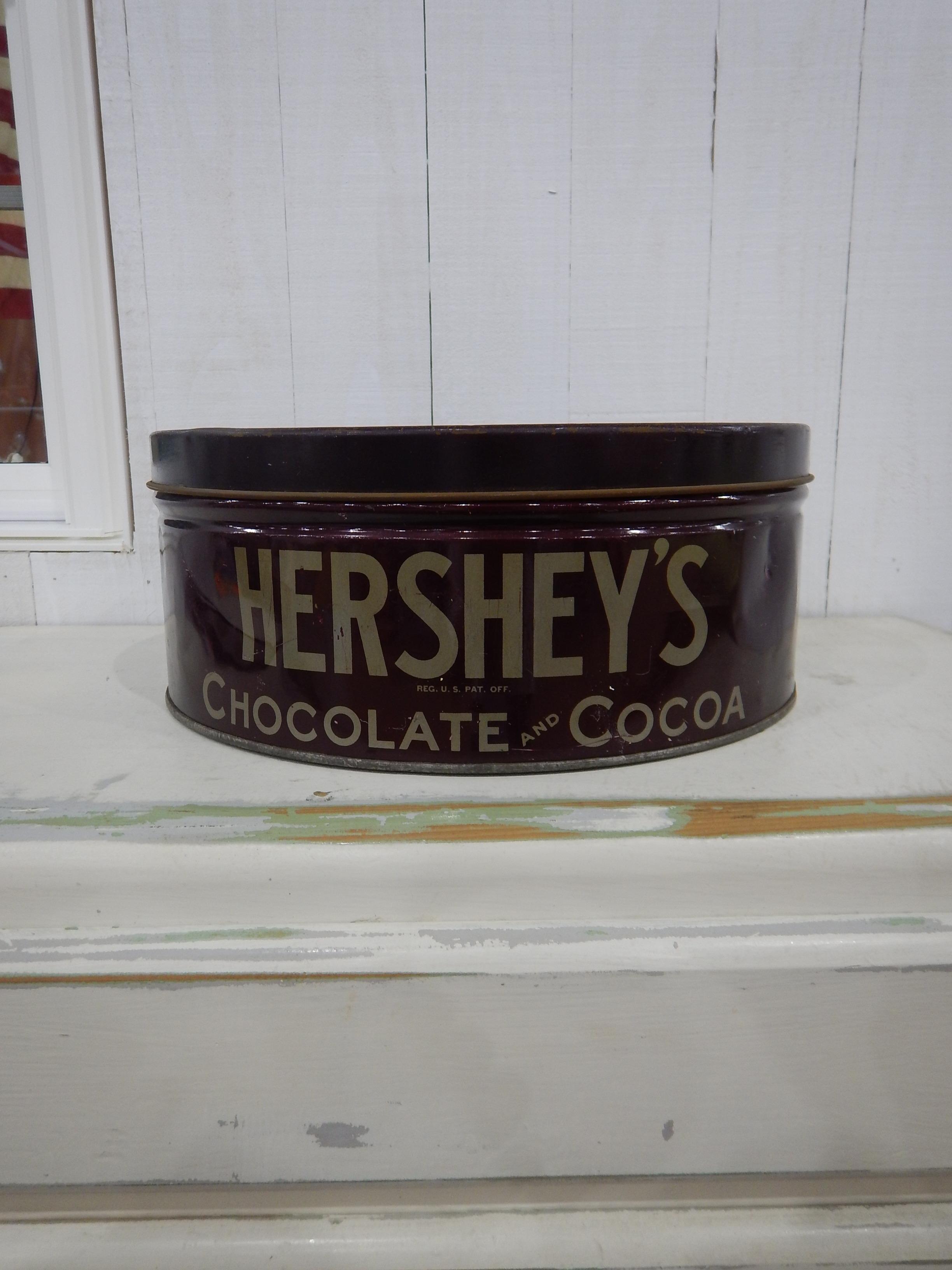 品番5016 HERSHEY'S CAN / ハーシーズ 缶 011