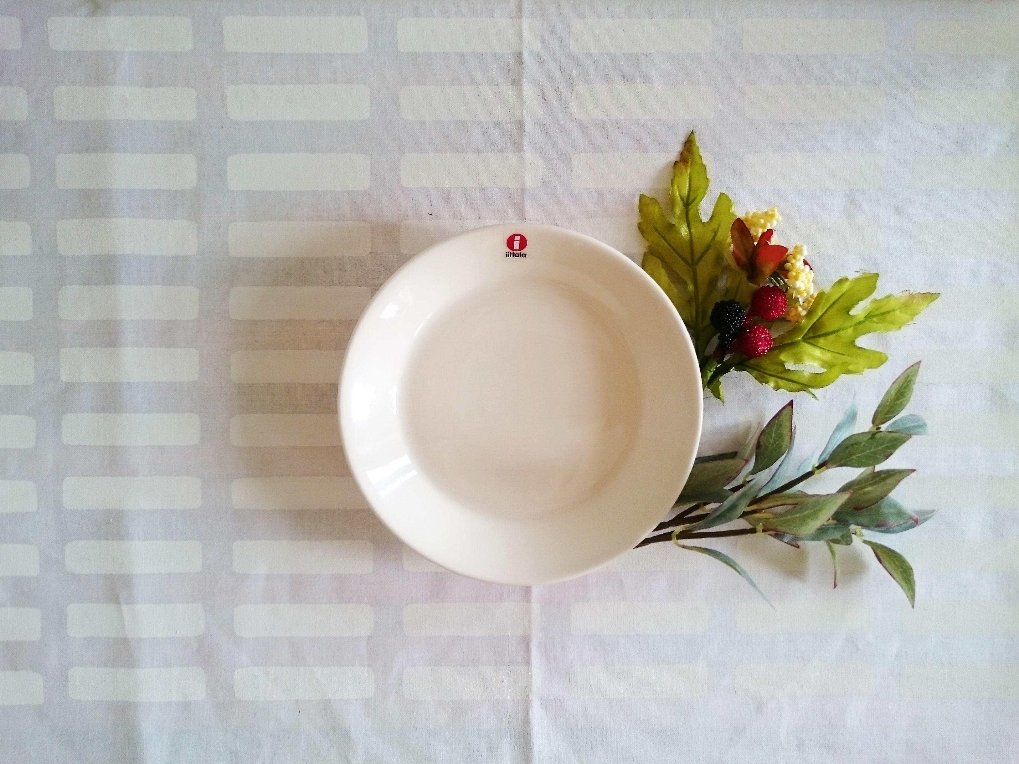 プレート / イッタラ / TEEMA ティーマ ホワイト (15cm)