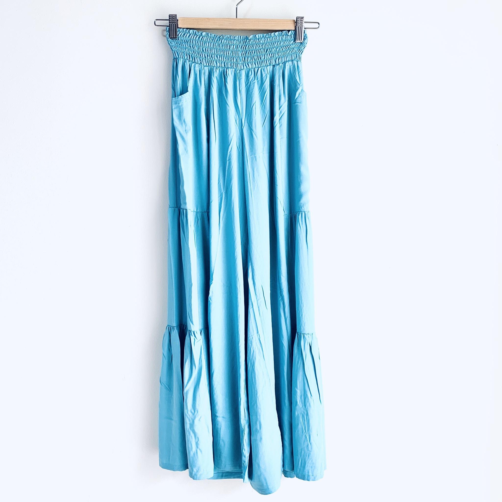 Wide Pants ワイドパンツ