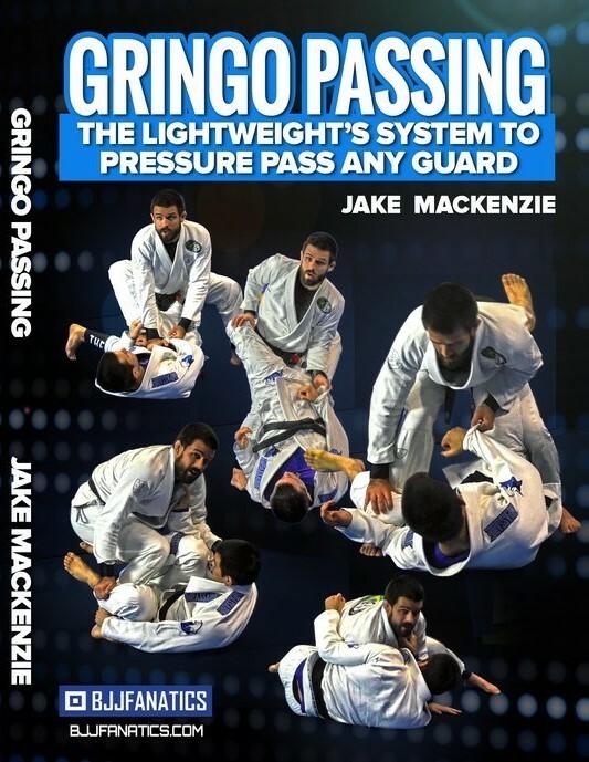 ジェイク・マッケンジー GRINGO パスガードDVD4枚セット|ブラジリアン柔術教則DVD