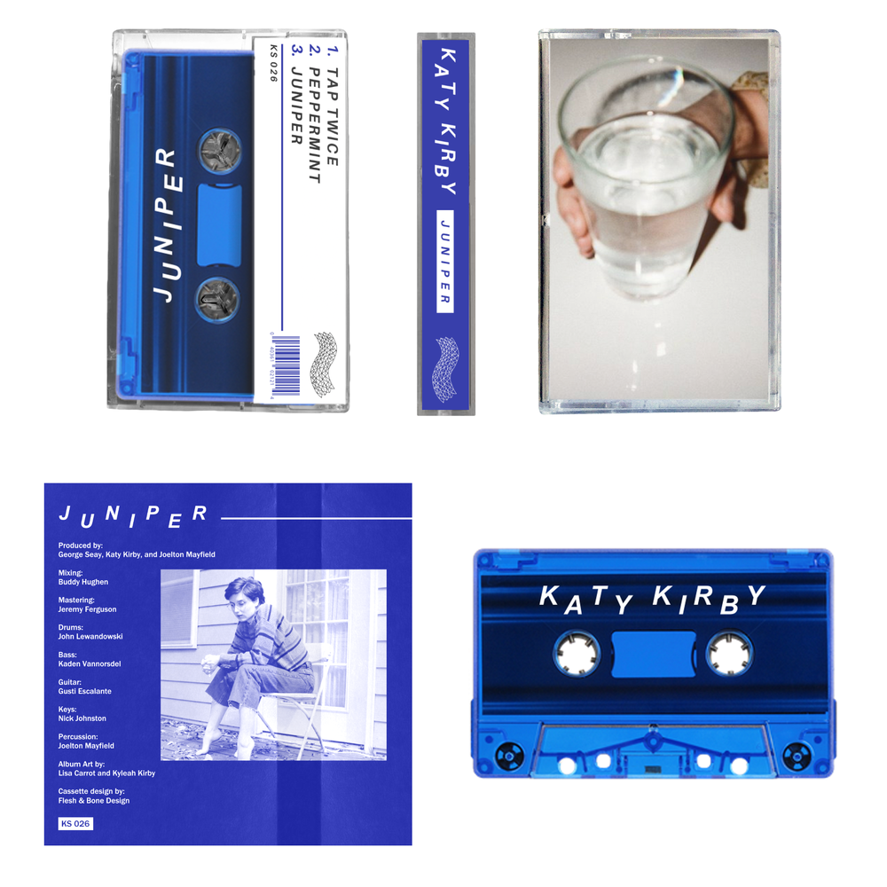 Katy Kirby / Juniper(200 Ltd Cassette)