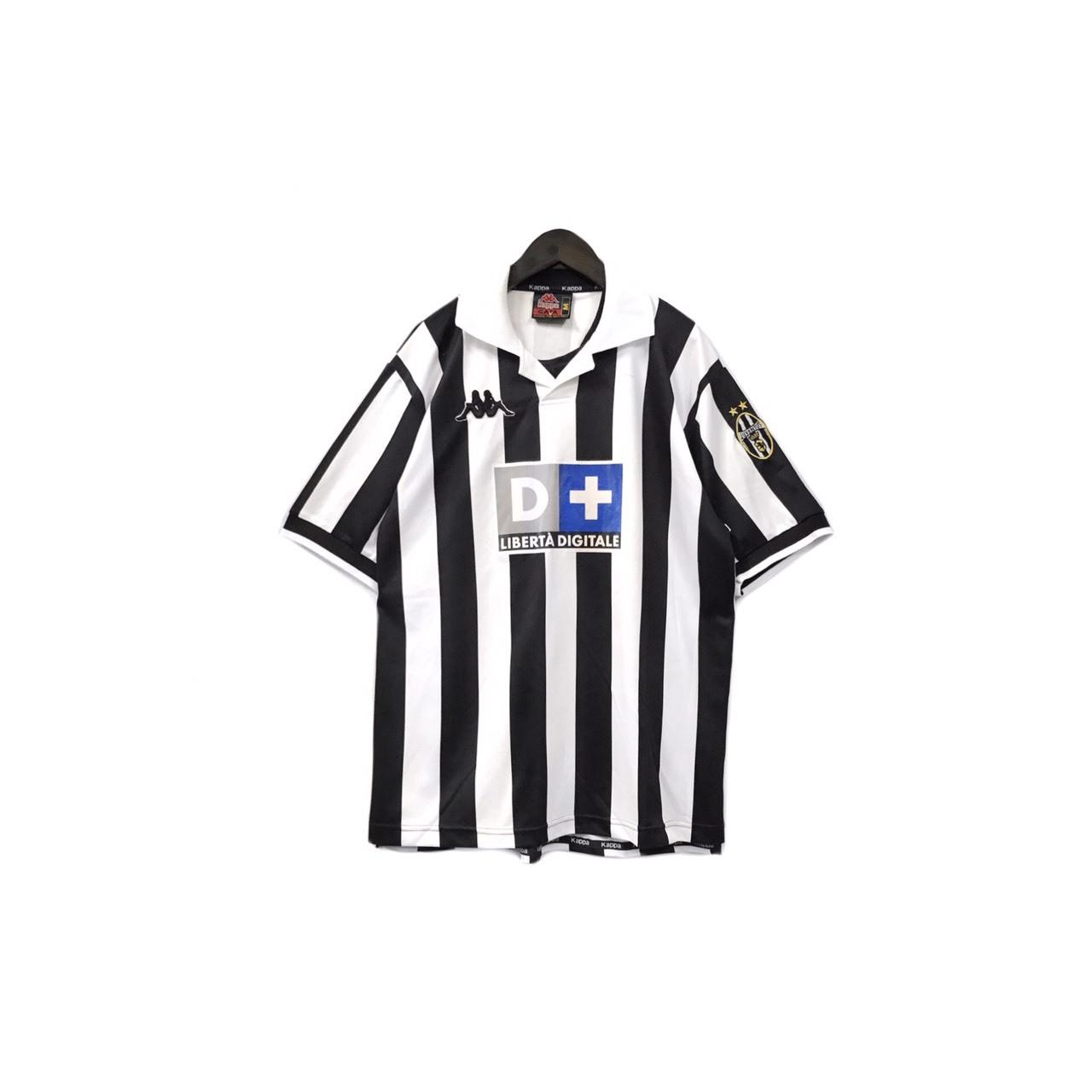 Juventus(98-99/Home) - Football Shirt ¥10500+tax