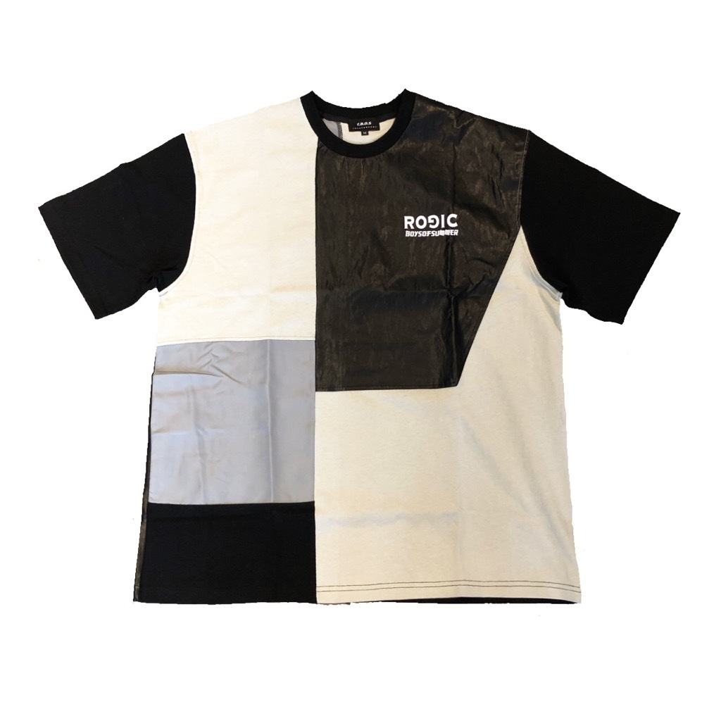 ROGIC X BOYS OF SUMMER INDEPENDENT Pacthwork Tee