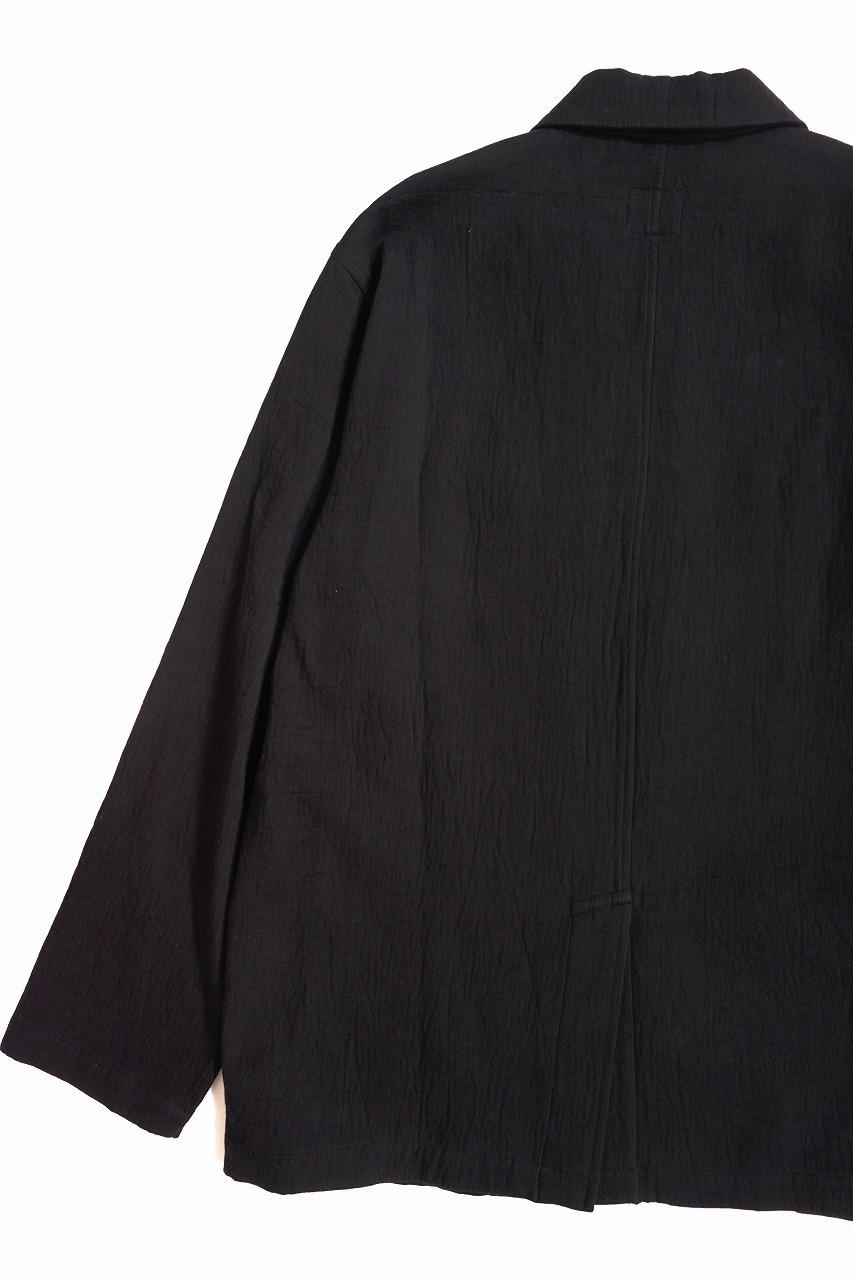 Cotton Gauze Bakers Jacket