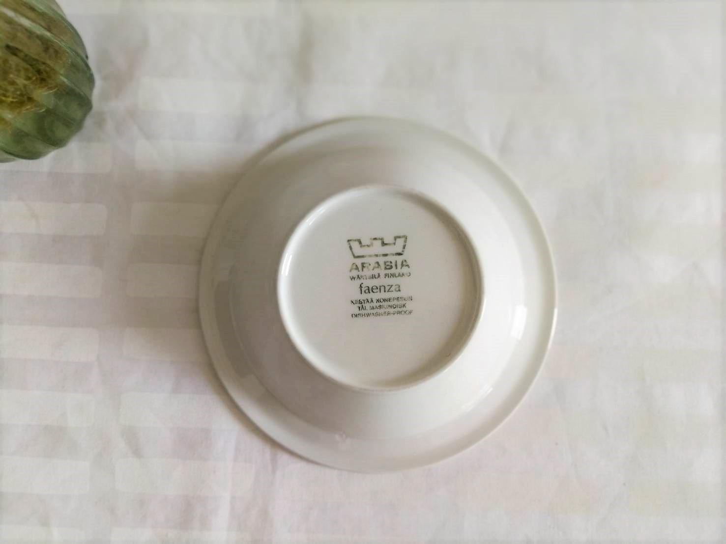 ボウル / アラビア ヴィンテージ / Faenza / BL (直径14.5cm)