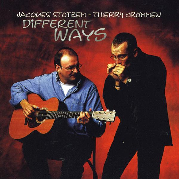 AMC1104 Different Ways / Jacques Stotzem & Thierry Crommen (CD)