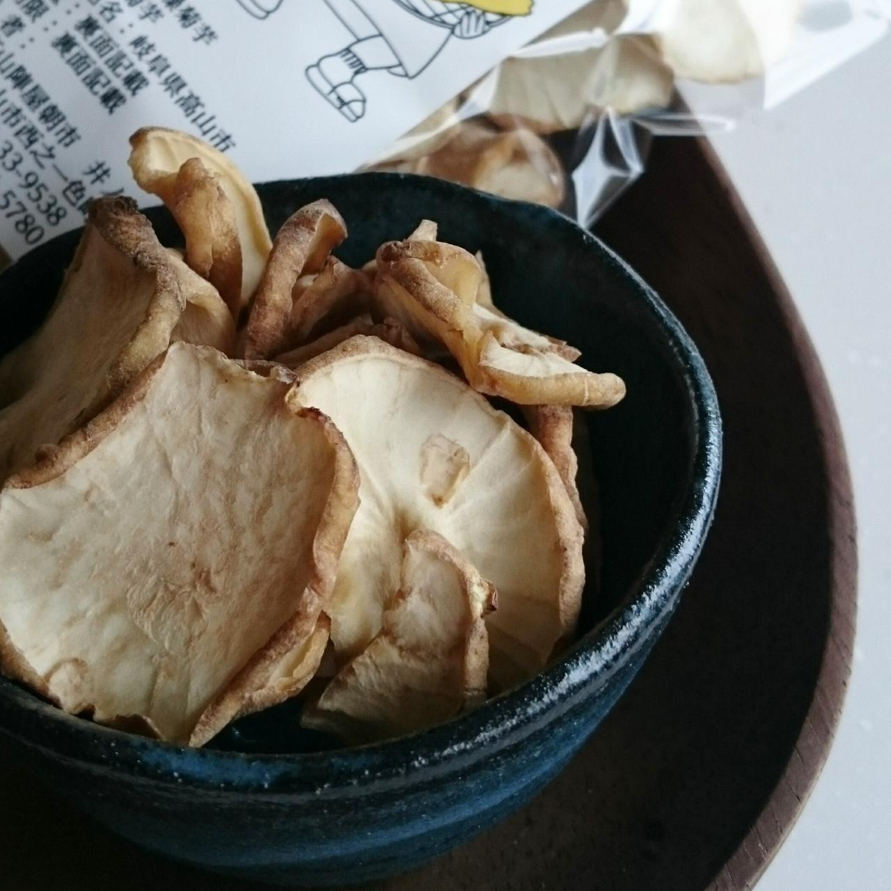 菊芋チップス 3袋
