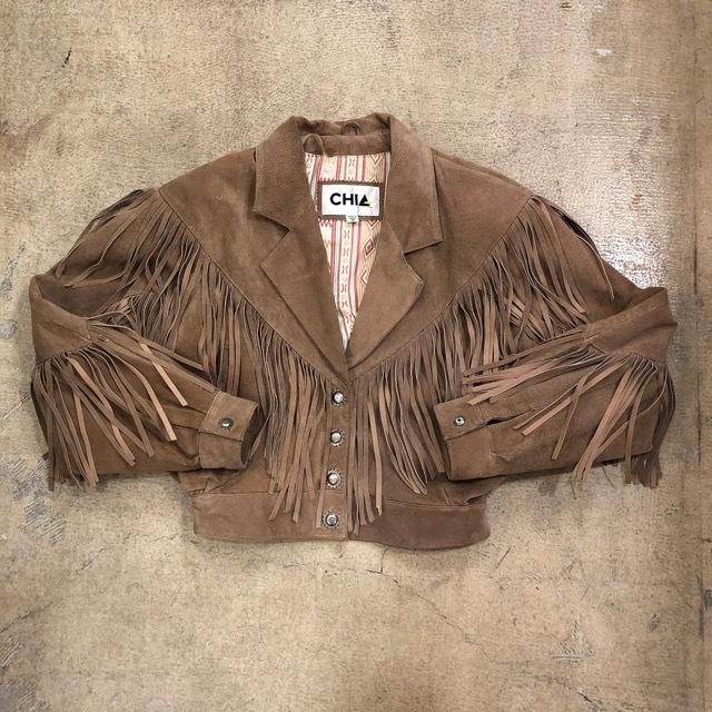 Chia Flinge Jacket ¥13,800+tax