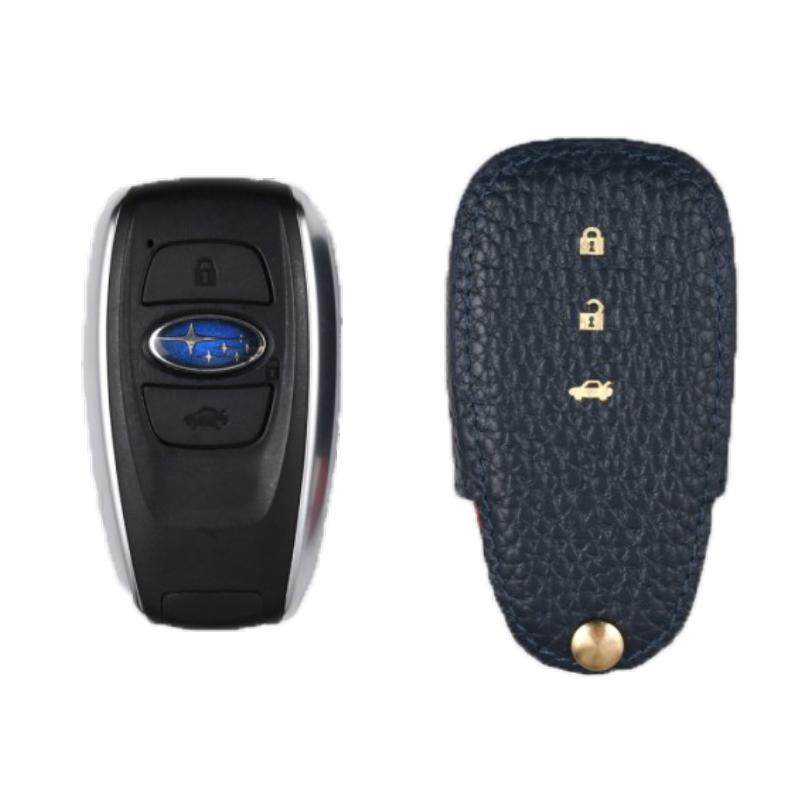 SUBARU 専用 TypeA Car Key Case Shrink Leather Case