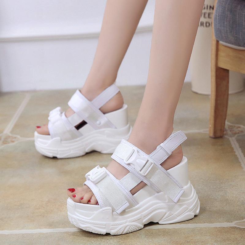 【shoes】ファッション切り替え合わせやすいサンダル22040334