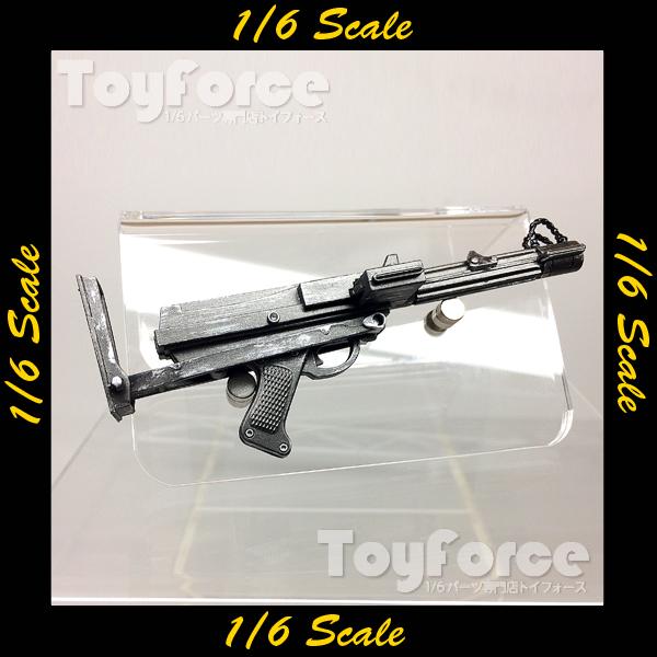 【03555】 1/6サイドショウ クローン トルーパー ブラスター武器