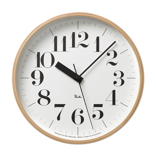 Riki Clock 電波時計