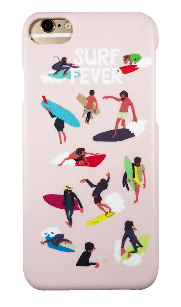 surf fever つや消しハードケース