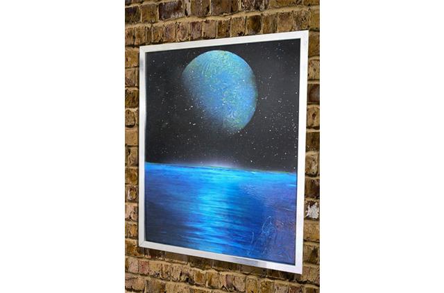 Ocean (額入り特別作品)