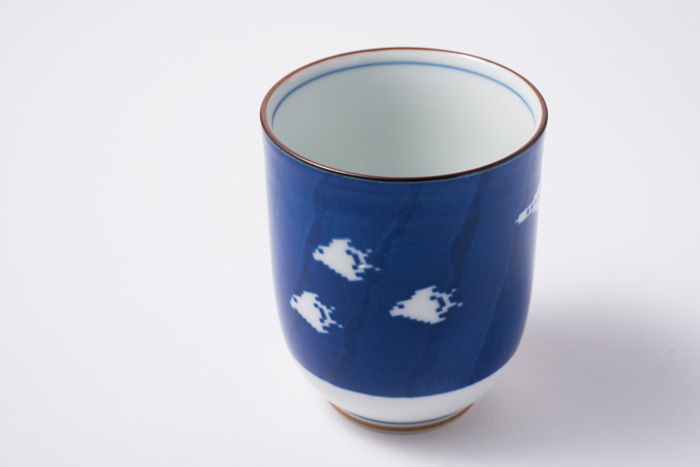 空に千鳥 湯呑 / The Porcelains