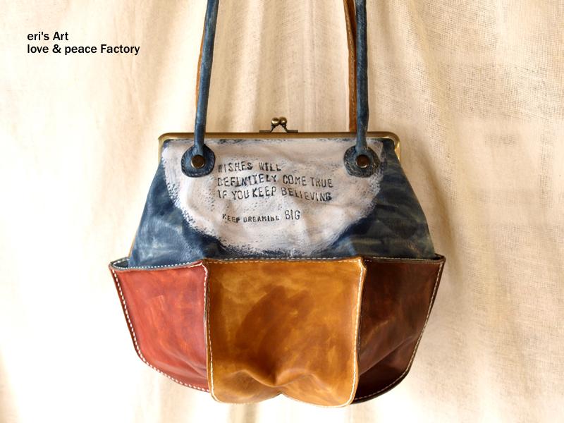 がま口バッグ Bag-099