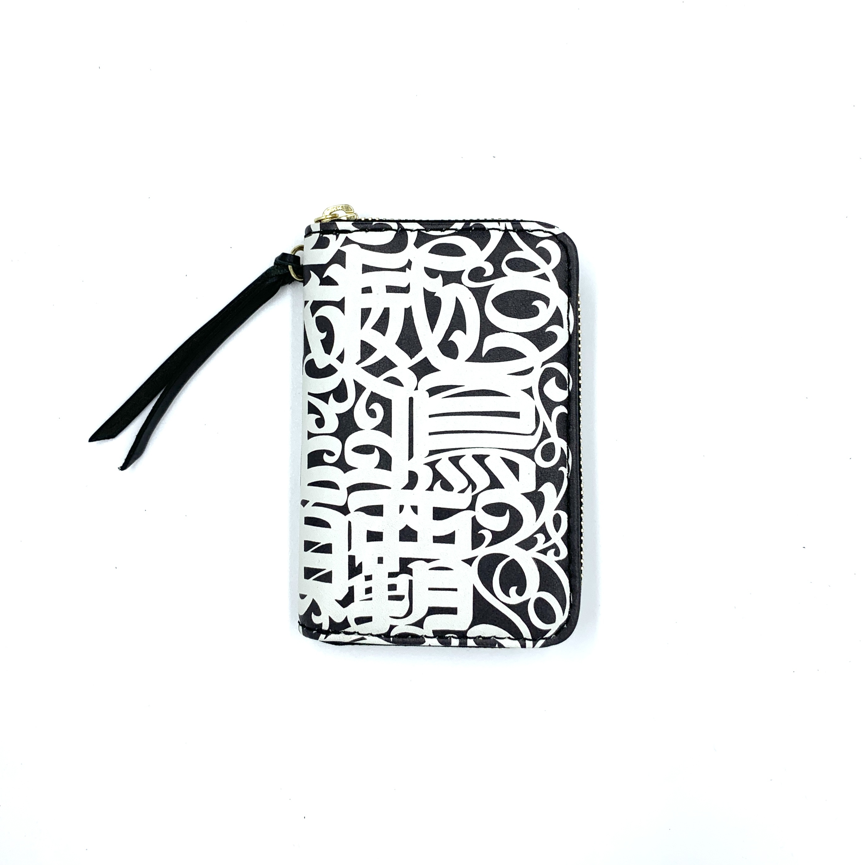 《CASPER× YONZY factory》RZ mini Card Case  ブラック