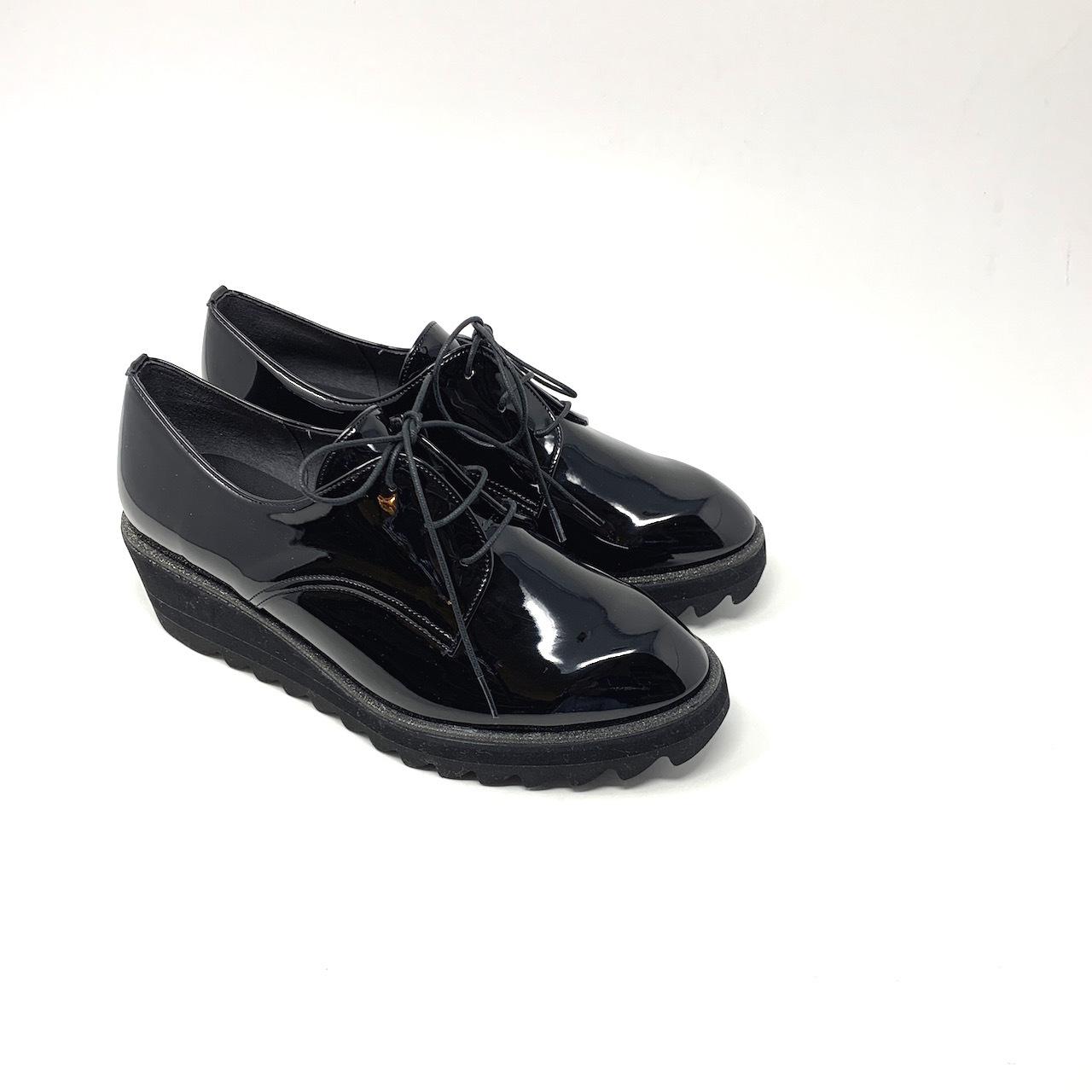 PlatformLaceUPshoes アツゾコレースアップシューズ_#ot1160S 【Ought=na】 madeinjapan 日本製