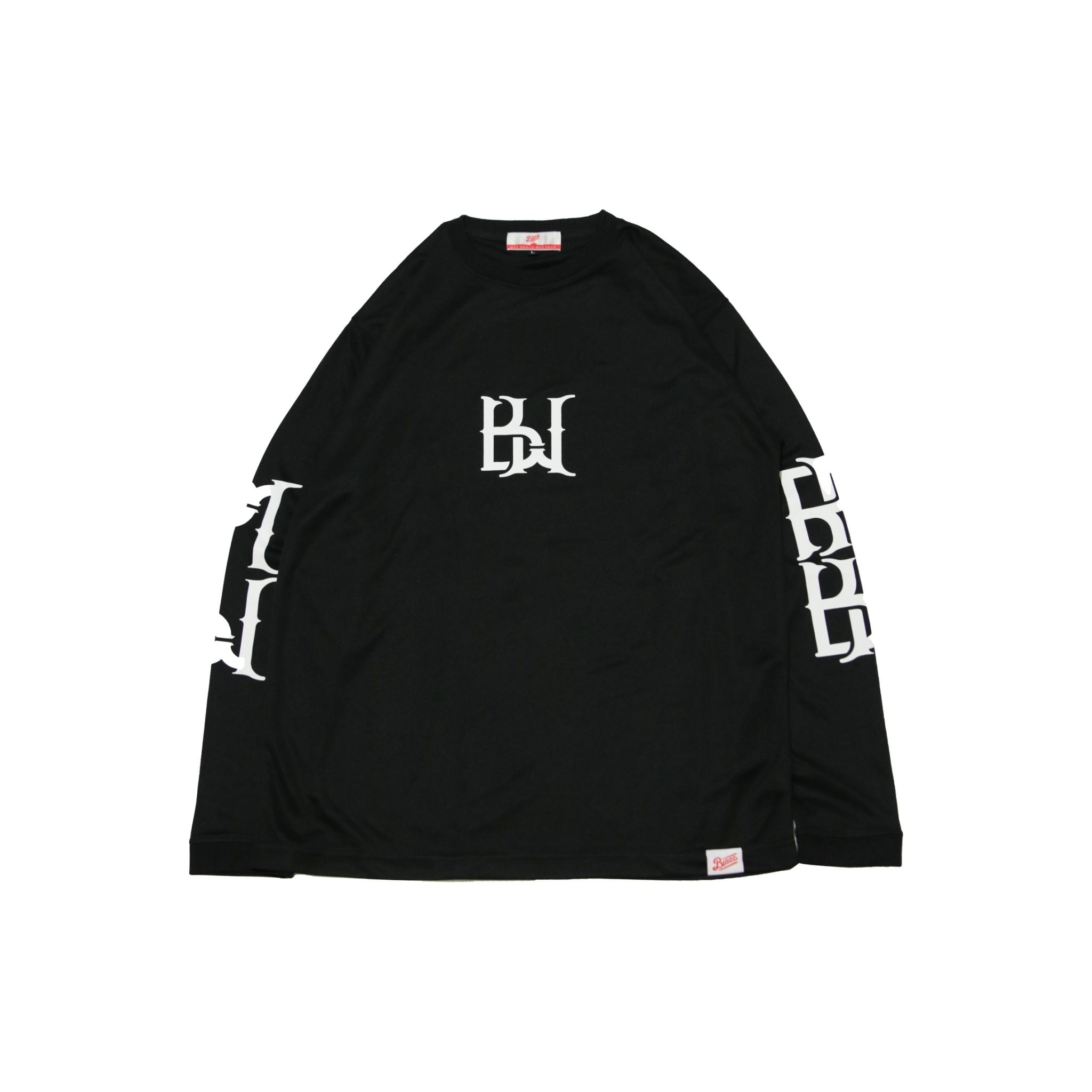 BZSports DRY L/S TEE [BLACK]