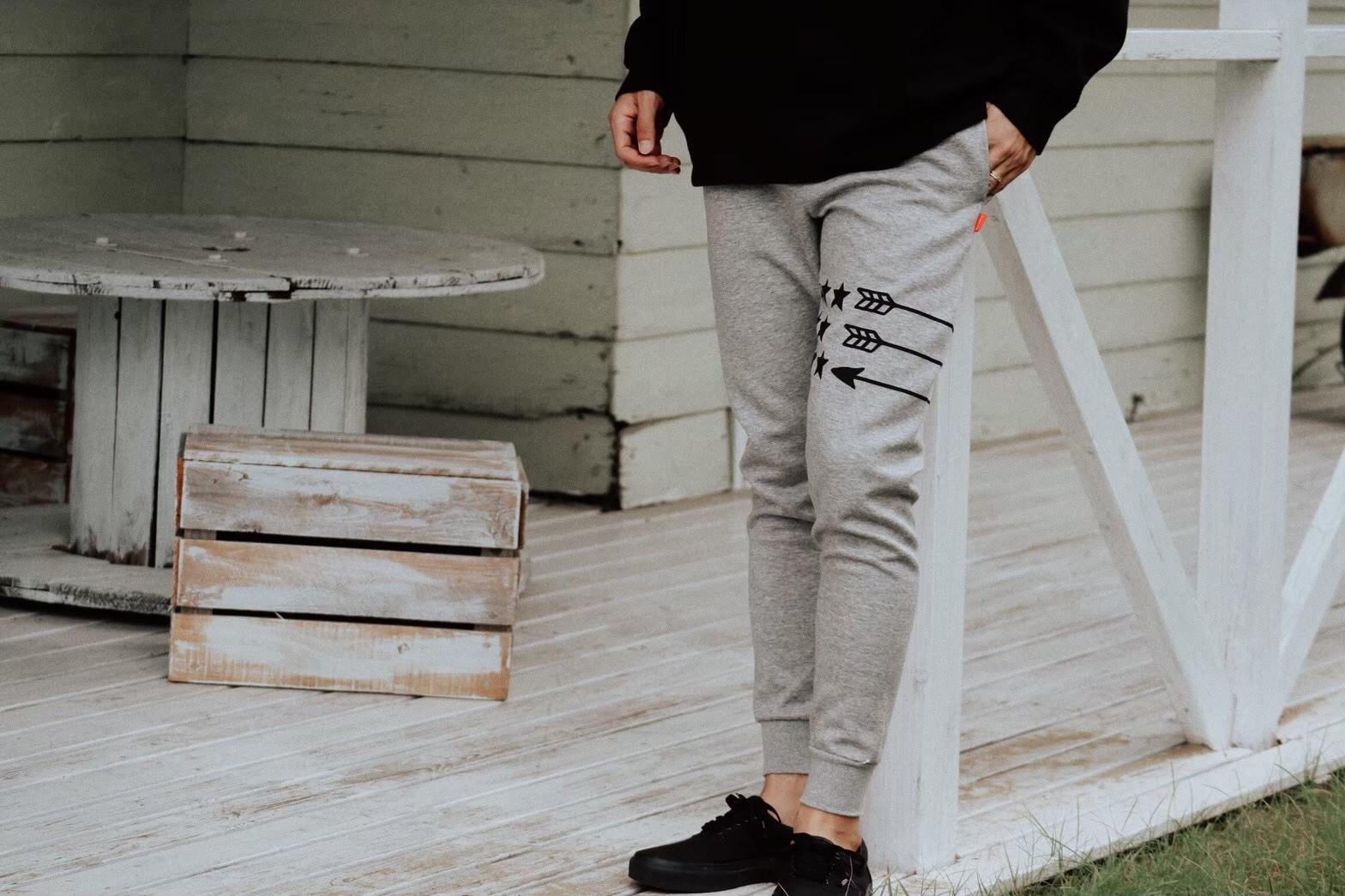 ArrowFlag Sweat Pants (gray)