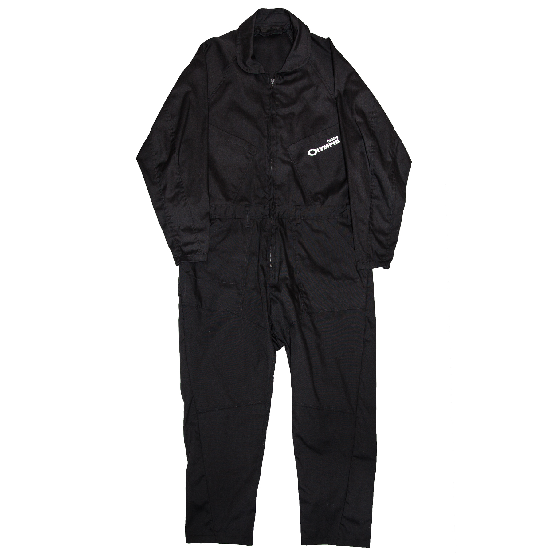 007JSM3-BLACK / PARKING JUMPSUIT