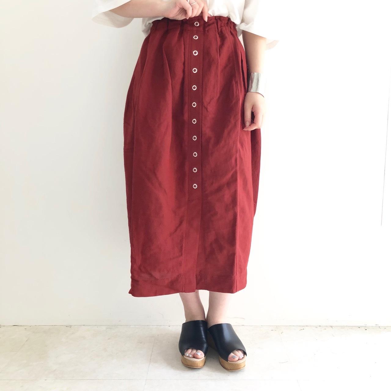 【 ANTGAUGE 】- GE330 - ミモレバレルスカート