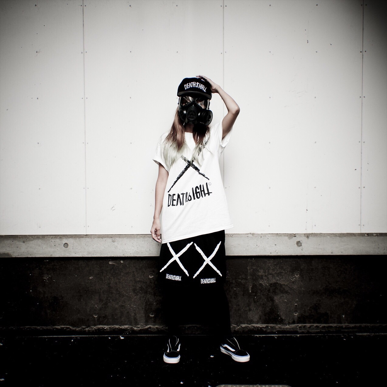 """deathsight"" MESH SHORTS - 画像5"
