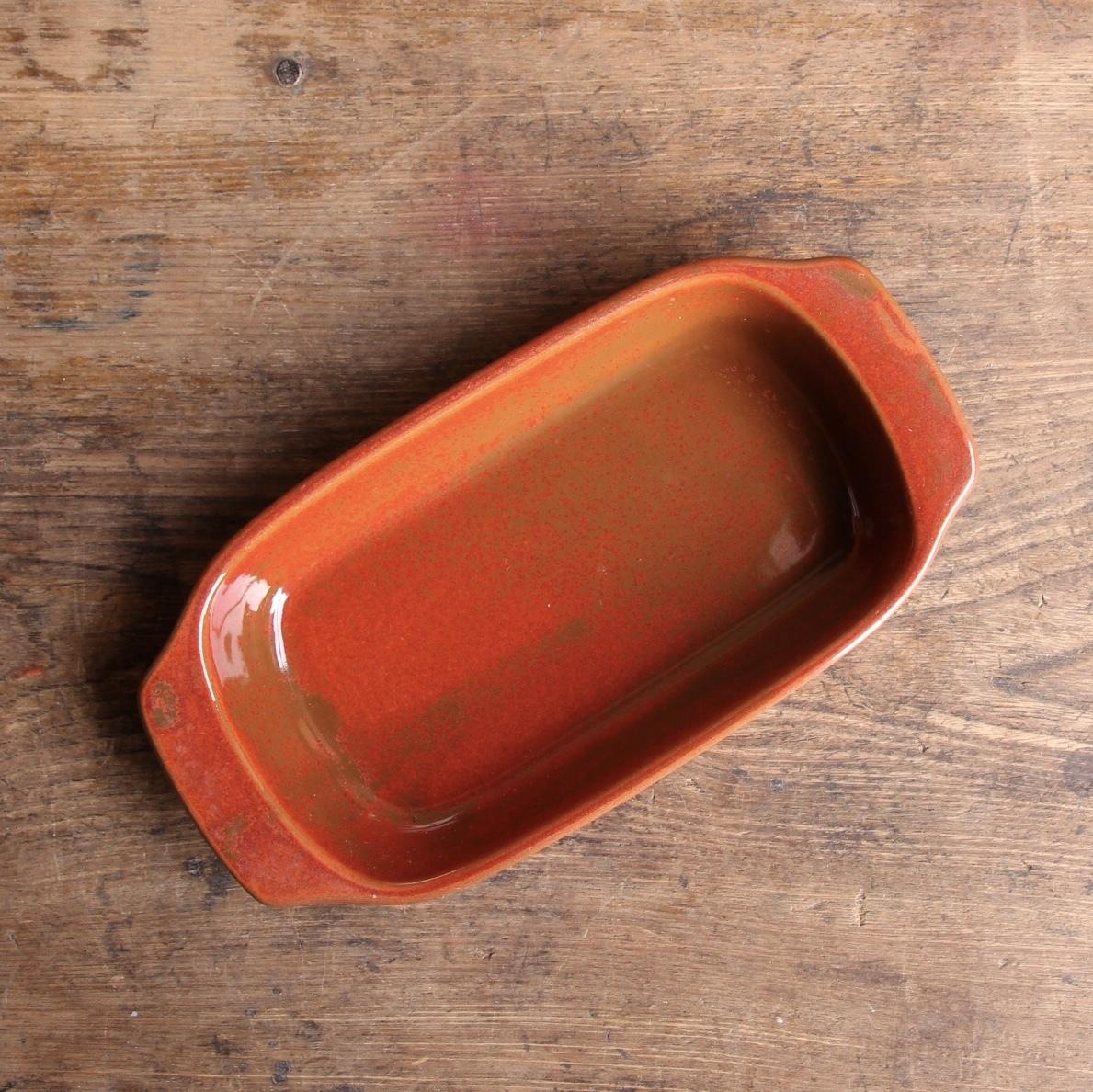 窯変 グラタン皿 在庫1枚