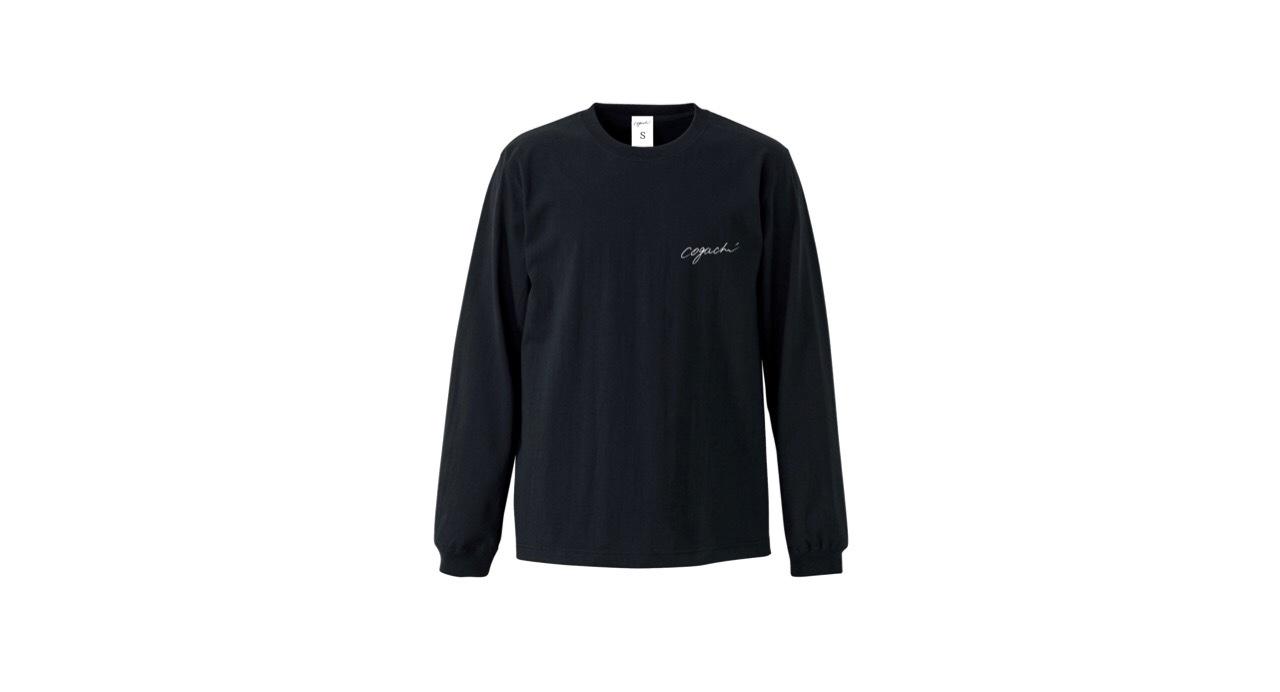 1991 long T-shirts (BK)