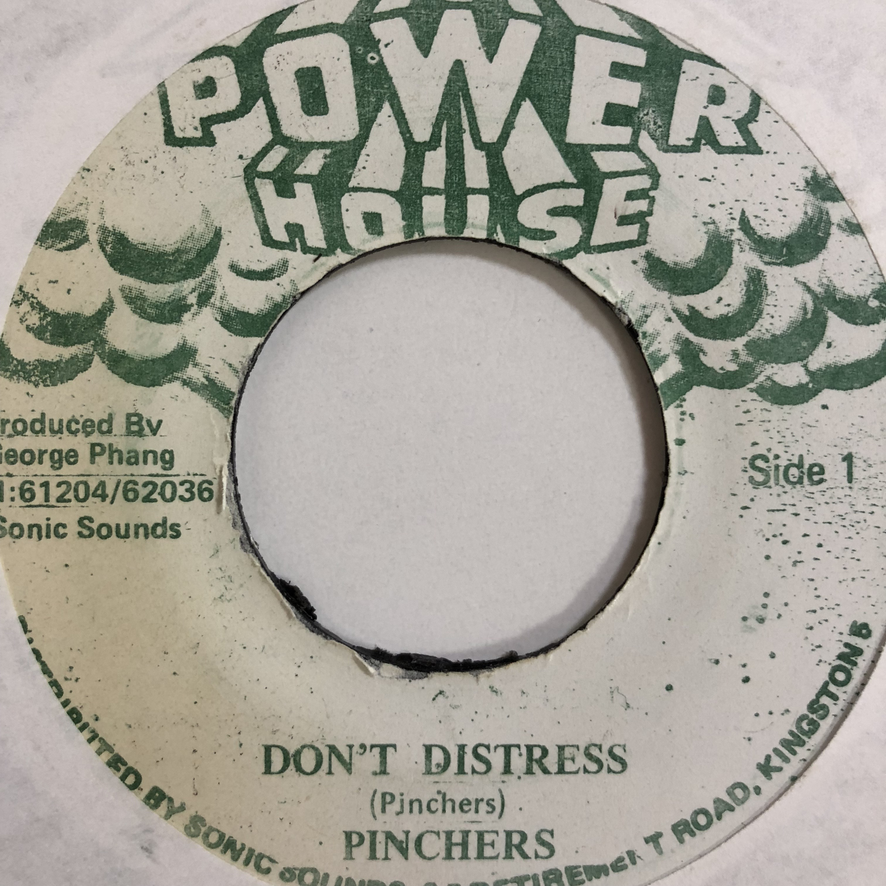 Pinchers(ピンチャーズ) - Don't Distress【7-10740】