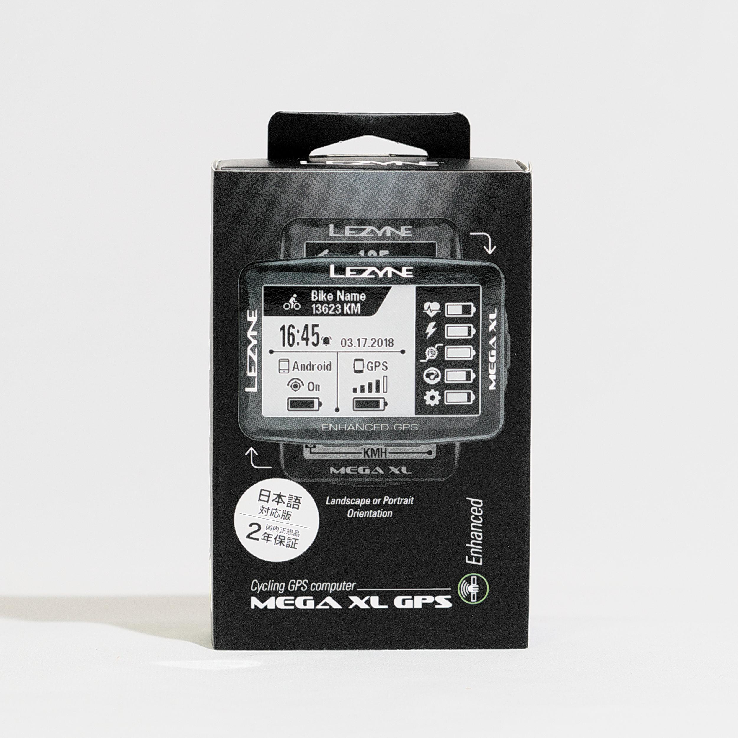 LEZYNE MEGA XL GPS