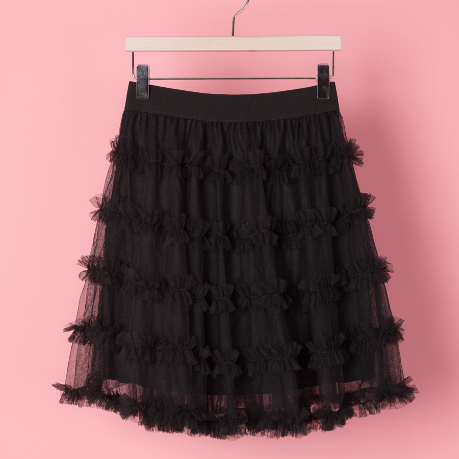 DOLLY TULLE SKIRT(TR1707002)