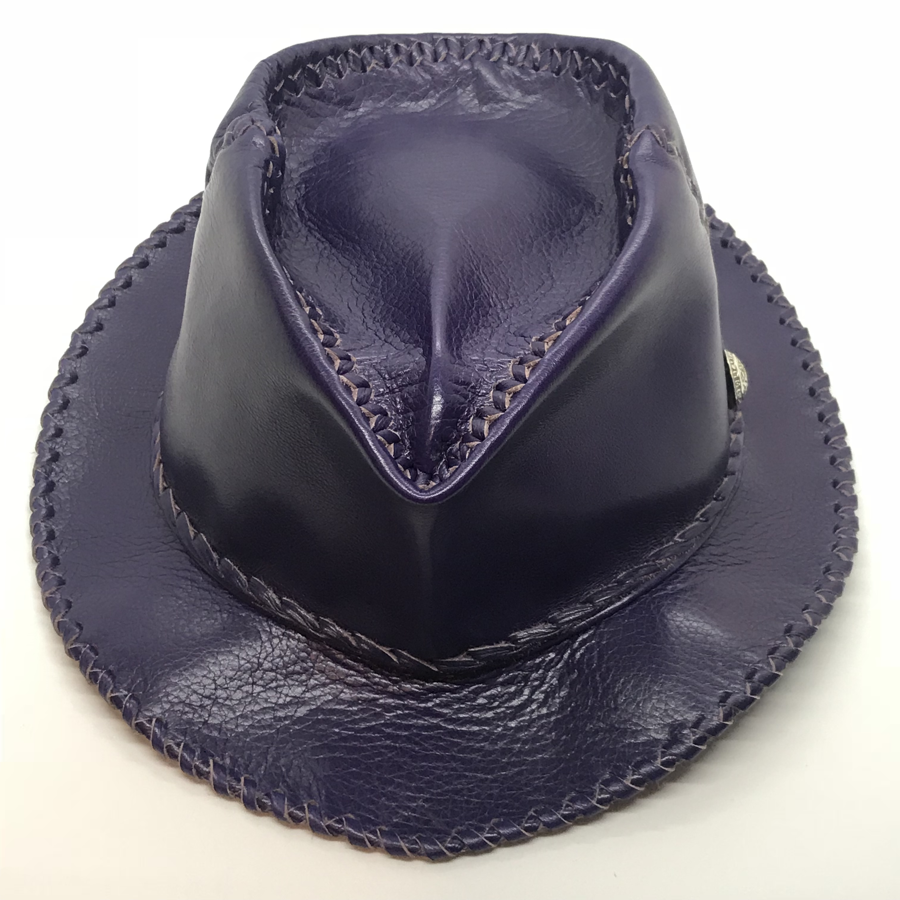 Premium-Bal-Hat-Neo パープル・ヘイズ Mサイズ・1個限定(シルバーコンチョ付)