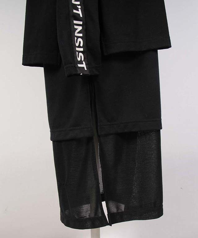 hs18SS-DA01T T-SH DRESS - TP