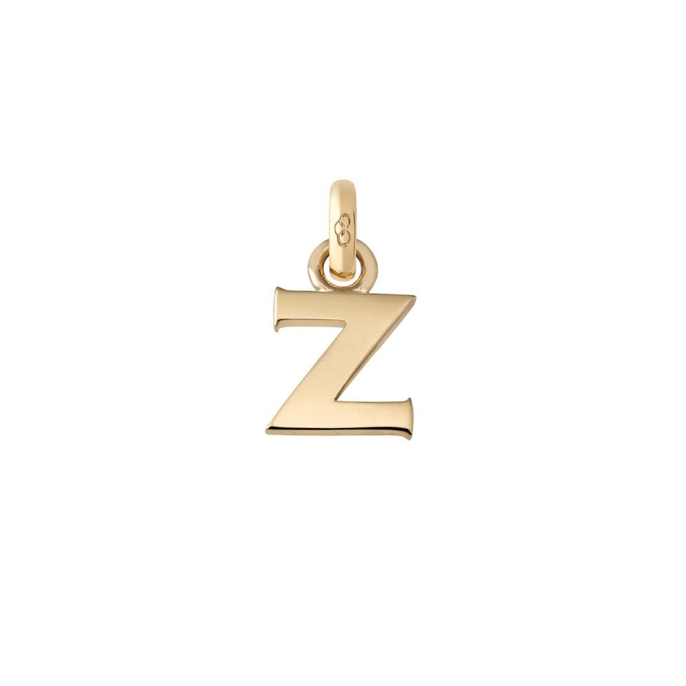 アルファベット Z チャーム