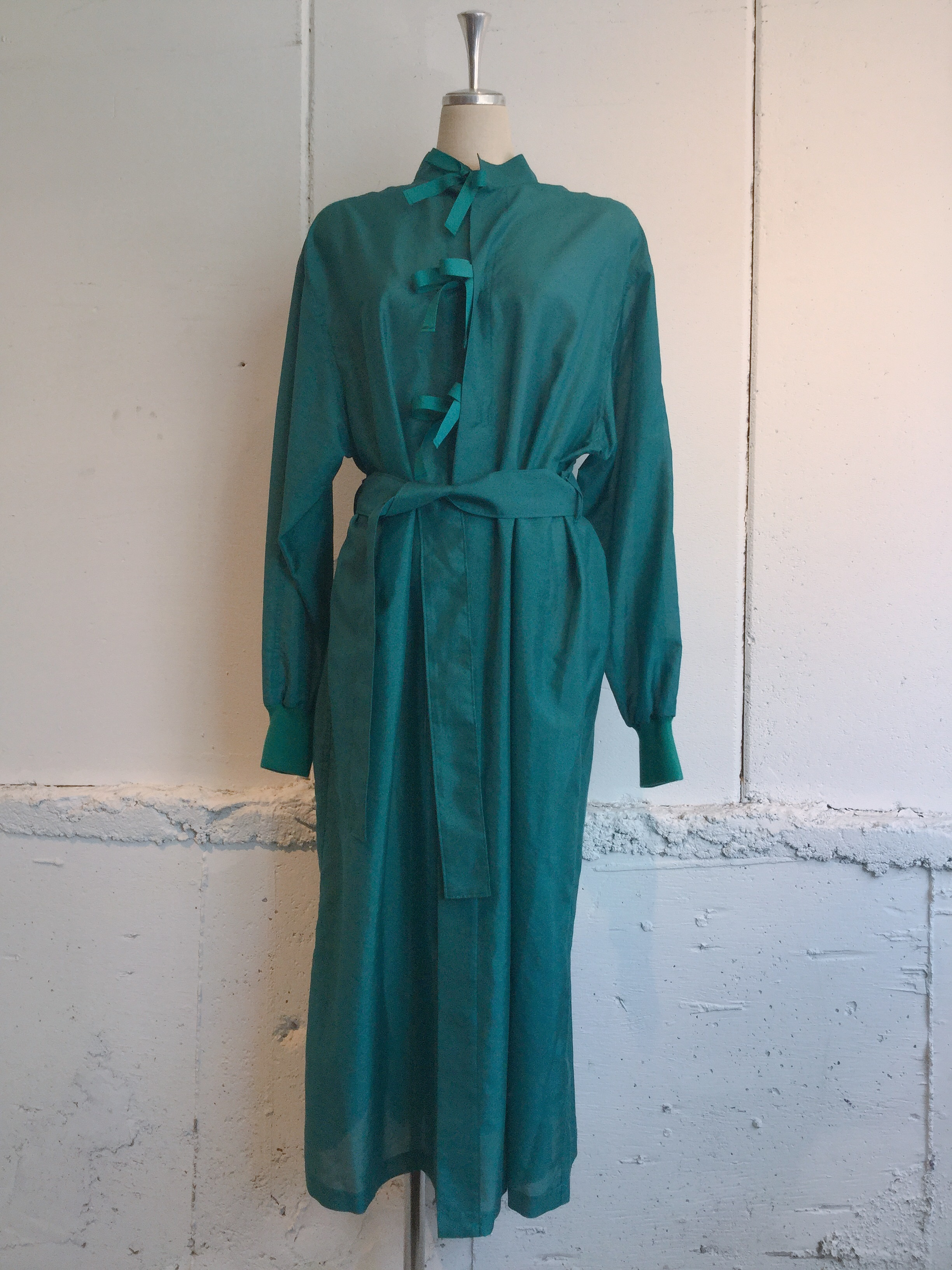 FILL THE BILL OPERATING ONEPIECE (TUQUOISE GREEN)
