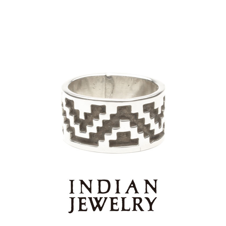 Tommy Jackson Overlay Ring