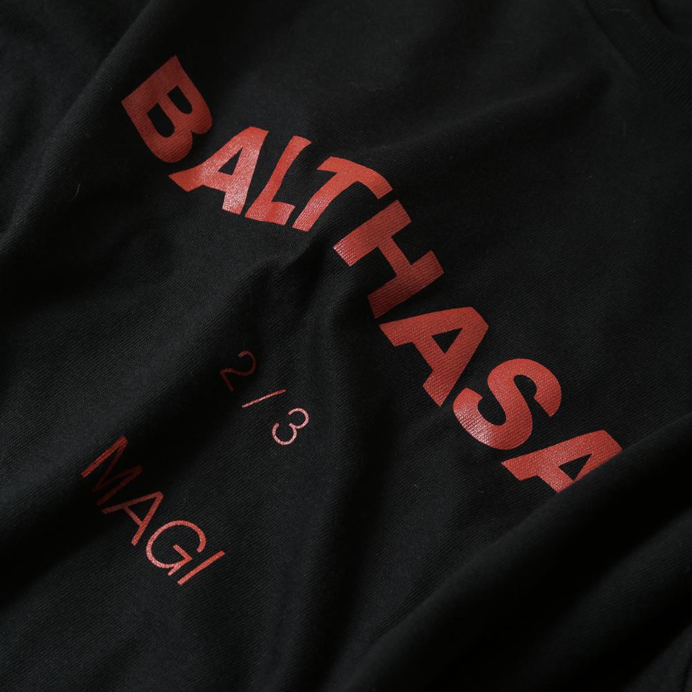 MAGI SYSTEM BIG T-Shirt (BALTHASAR(ブラック)) / RADIO EVA