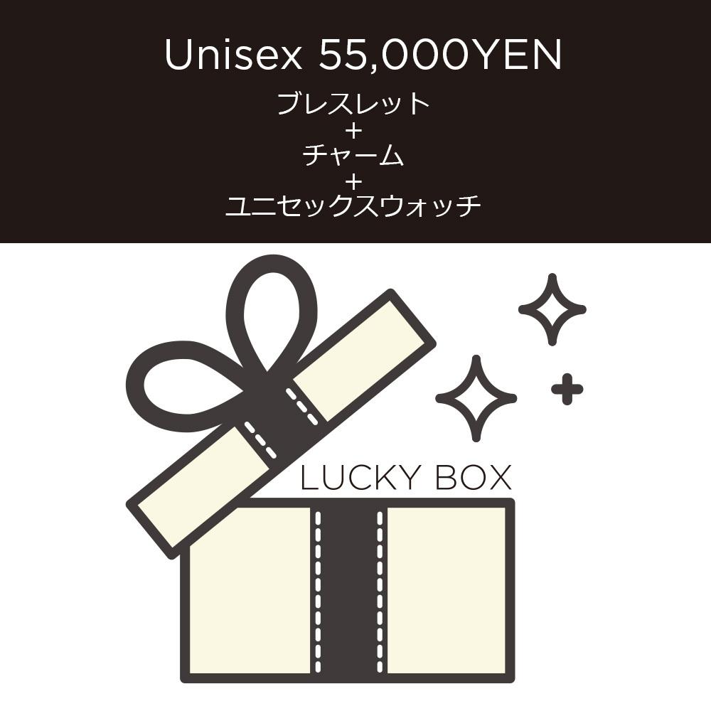 LUCKY BOX ユニセックス ¥55,000