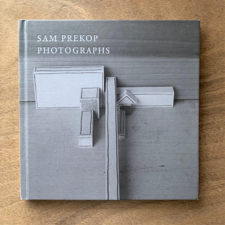 "Sam Prekop ""PHOTOGRAPHS"" / Sam Prekop"