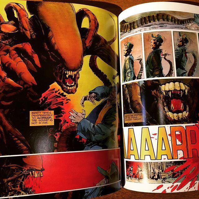 コミック「Alien: The Illustrated Story/Archie Goodwin、Walt Simonson」 - 画像3